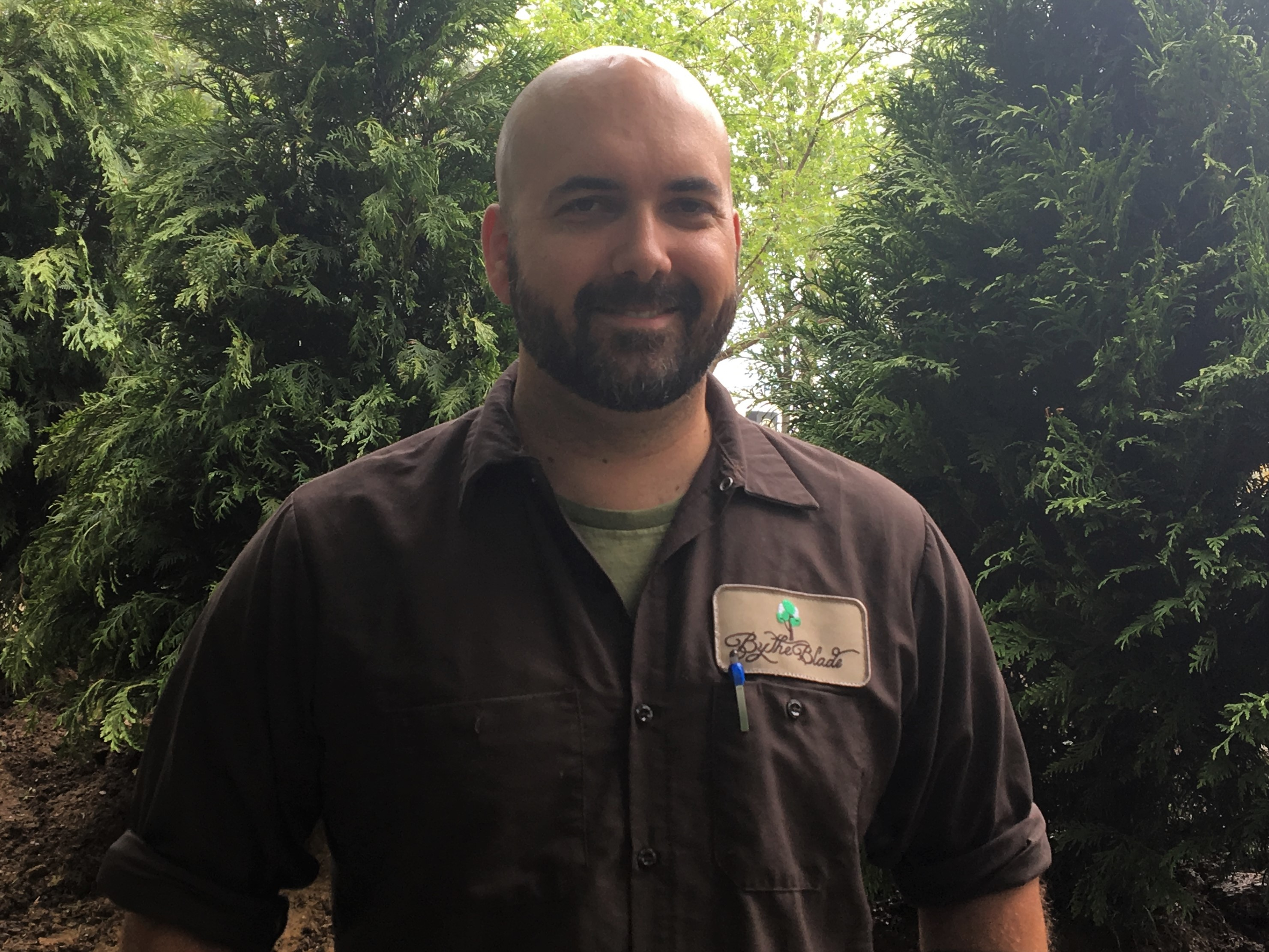 Meet Kyle Oothout, Lawnscape Manager, 3 years