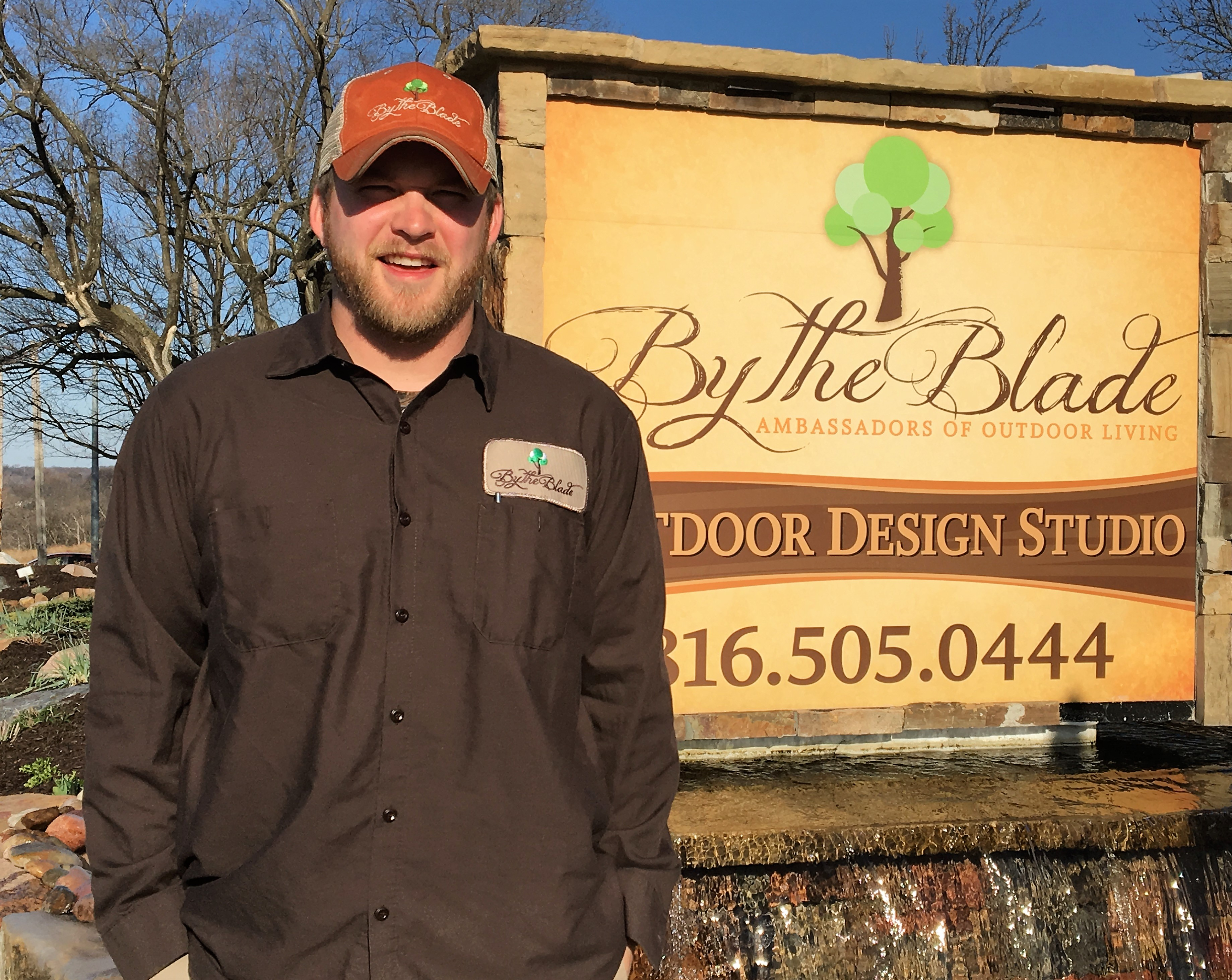 Meet Zach Moore, Lawnscape Technician, 1 year