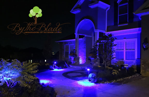 Outdoor Residential and Commercial Lighting in Kansas City