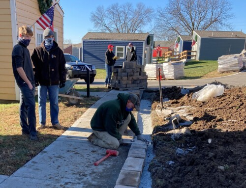By The Blade Lends A Hand at The Veterans Community Project