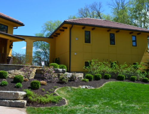 The Gorgeous Scenery of Villa Estate Landscaping in Parkville